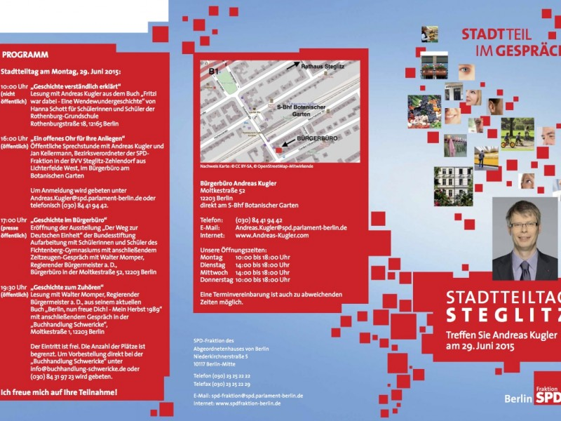 Stadtteiltag Steglitz 2015 I