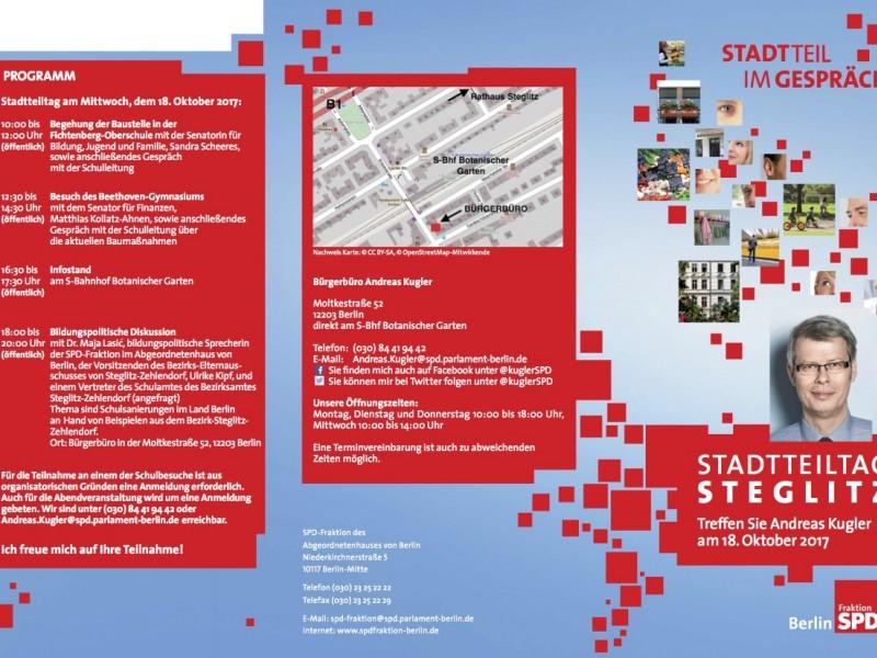 Stadtteiltag Steglitz 2017 I