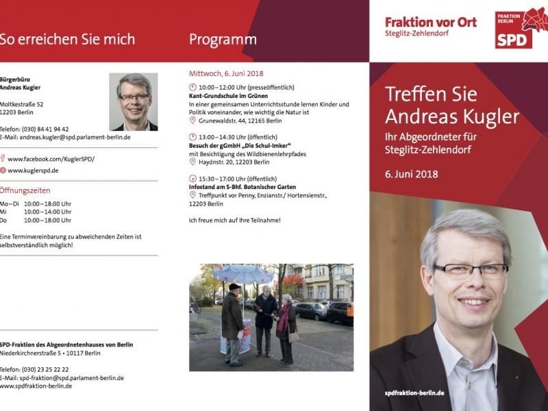 Stadtteiltag Steglitz 2018 I